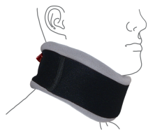 Шейный бандаж с регулируемой фиксацией (ШИНА ШАНЦА)