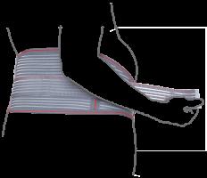 Бандаж для беременных (до- и послеродовой) эластичный