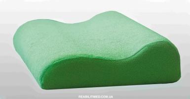 Подушка ортопедическая анатомической формы М-1