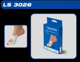 Бандаж для лечения бурсита «Динамическая дневная шина« Hallux »Lucky Step LS 3026