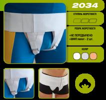 Бандаж противогрыжевый паховой универсальный Алком 2034