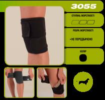 Бандаж колінного суглобу зігріваючий (із собачої шерсті) Алком 3055